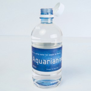 Aquarian®  600ml Flip-Top, Still