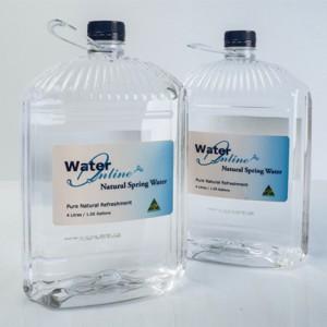 Water Online ®  4Litres, Still